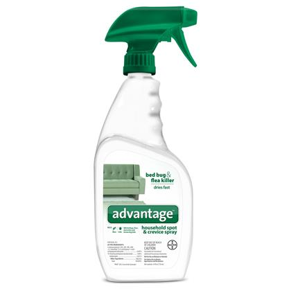 Advantage Household Spot & Crevice Spray (Click for Larger Image)
