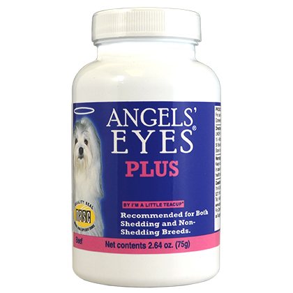 Angels' Eyes Plus 75 gm Beef Flavor