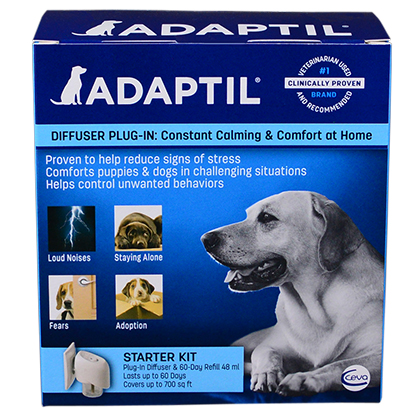 Adaptil For Dogs (Click for Larger Image)