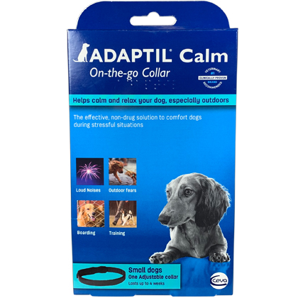 Adaptil Calming Collar for Dogs (Click for Larger Image)