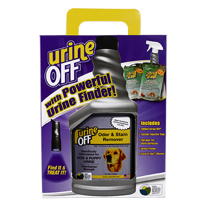 Urine Off Clean Up Kit (Click for Larger Image)