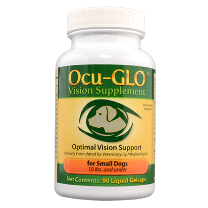 Ocu-GLO Vision Supplement Small Dogs 90 ct by 1-800-PetMeds