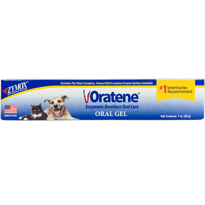 Oratene Antiseptic Oral Gel (Click for Larger Image)
