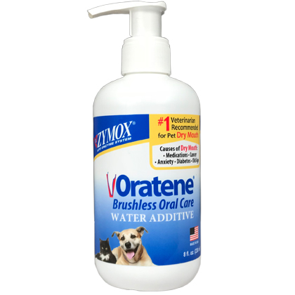 Oratene Drinking Water Additive 8 oz by 1-800-PetMeds 11891