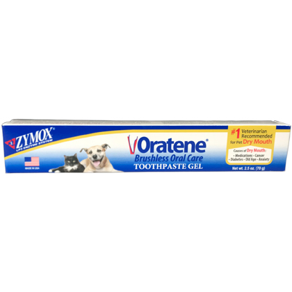 Oratene Toothpaste Gel (Click for Larger Image)