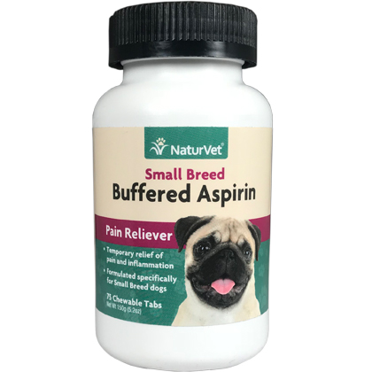 Buffered Aspirin (Click for Larger Image)
