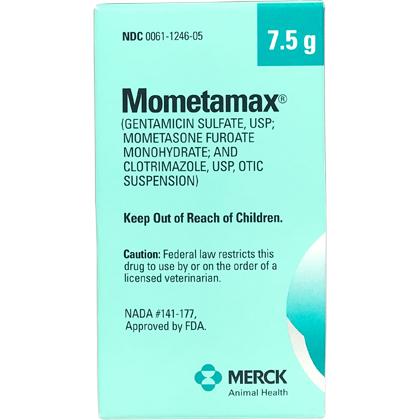 Mometamax | Ear Antibiotic for Dogs - 1800PetMeds