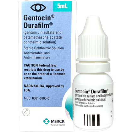 Gentocin Durafilm (Click for Larger Image)