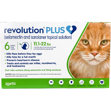 Revolution Plus 11.1-22 lbs 6 pk Green