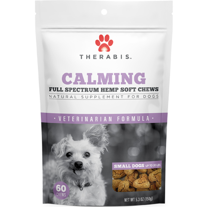 Calming Hemp Soft Chews (Click for Larger Image)