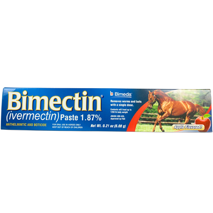 Bimectin Paste (Click for Larger Image)