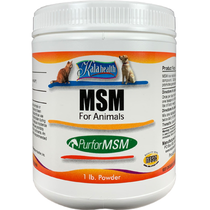 Kala Health MSM Powder (Click for Larger Image)