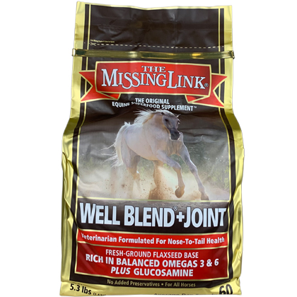 The Missing Link Equine Well Blend & Joint (Click for Larger Image)