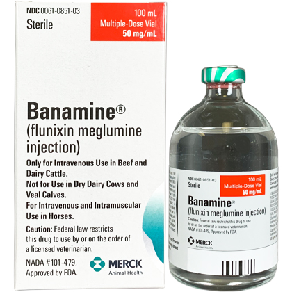 Banamine (Click for Larger Image)