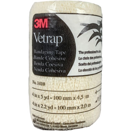 3M Vetrap Bandaging Tape (Click for Larger Image)