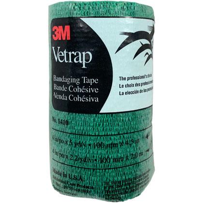 3M Vetrap Bandaging Tape 4 inch Hunter Green