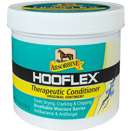 Absorbine Hooflex Therapeutic Conditioner Ointment 25 oz