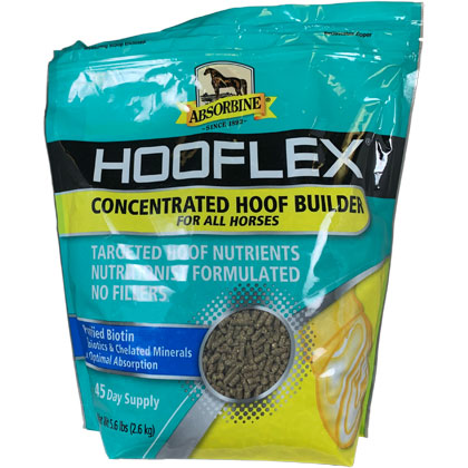 Absorbine Hooflex Concentrated Hoof Builder (Click for Larger Image)