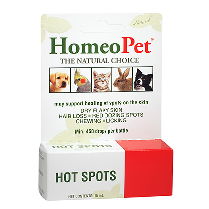 HomeoPet Hot Spots 15 ml