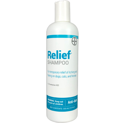 Relief Shampoo (Click for Larger Image)