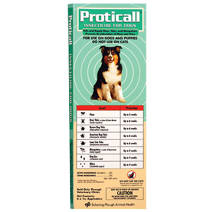 Proticall For Dogs (Click for Larger Image)