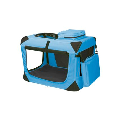 Deluxe Portable Soft Dog Crate (Click for Larger Image)