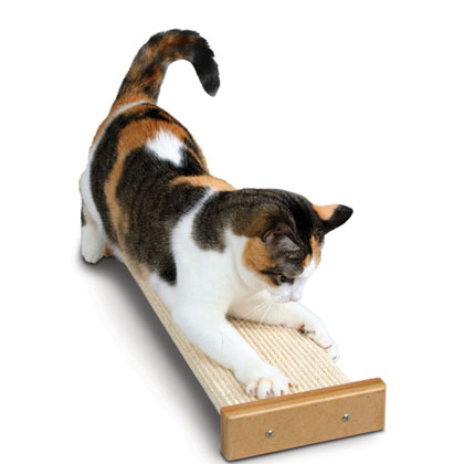 SmartCat Bootsie's Combination Cat Scratcher (Click for Larger Image)