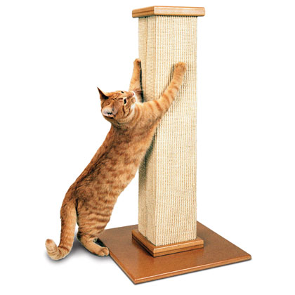 SmartCat Ultimate Cat Scratching Post (Click for Larger Image)