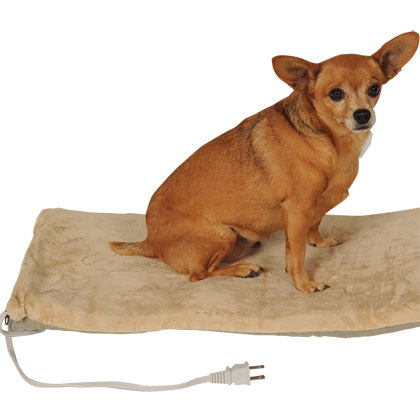 Heated Dog Pad (Click for Larger Image)