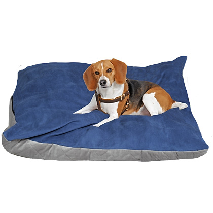 Thermo Heated Dog Bed (Click for Larger Image)