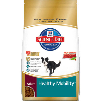Hill's Science Diet Adult Healthy Mobility Dry Dog Food (Click for Larger Image)