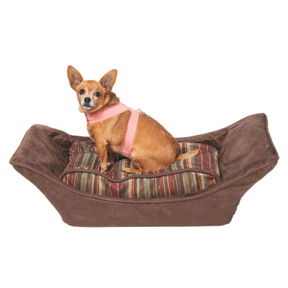Toy Dog Sleigh Bed