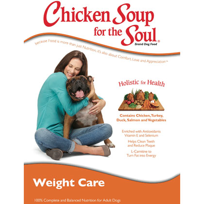 Chicken Soup for the Dog Lover's Soul Adult Dog Light Dry Food (Click for Larger Image)