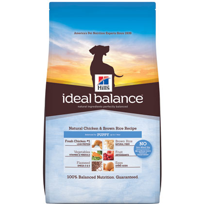 Hills Science Diet Ideal Balance Puppy Food (Click for Larger Image)