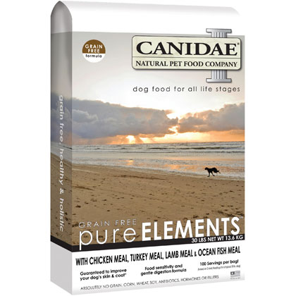 Canidae Grain Free Pure Elements Dry Dog Food (Click for Larger Image)