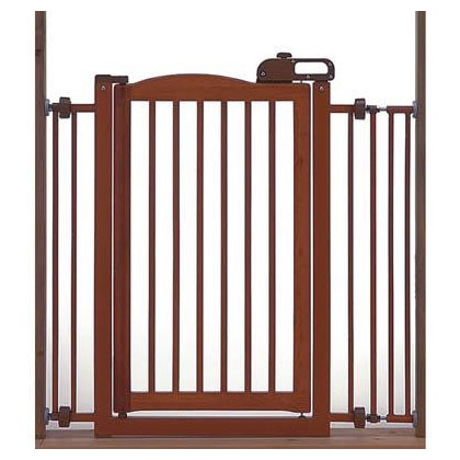 One-Touch Pet Gate (Click for Larger Image)