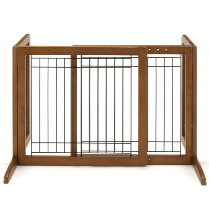 Freestanding Pet Gate Small (Click for Larger Image)