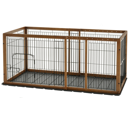 Indoor Dog Pen - Dog Pen for Medium Dogs - Free Shipping - 1800PetMeds