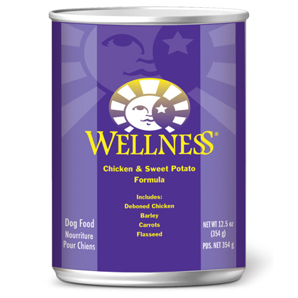 Wellness Canned Dog Food  (Click for Larger Image)