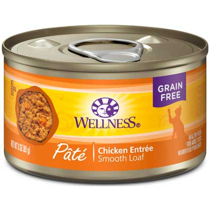 Wellness Canned Cat Food (Click for Larger Image)
