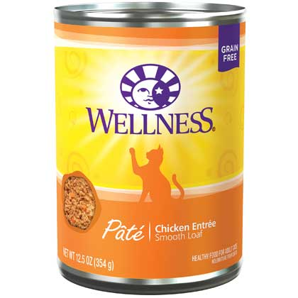 Wellness Complete Health Grain Free Chicken Natural Wet Cann