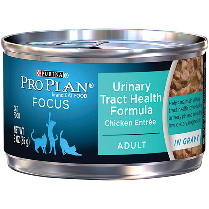 Pro Plan Focus Urinary Tract Health Canned Cat Food (Click for Larger Image)