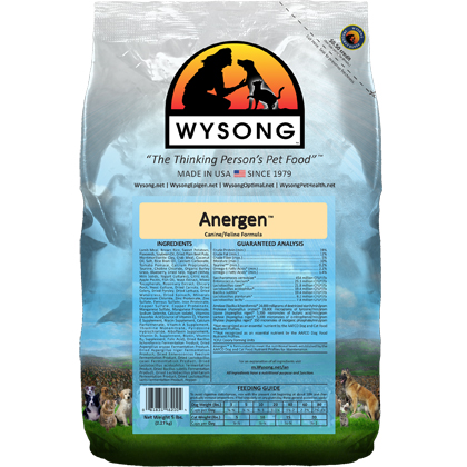 Anergen Dog & Cat Dry Food 5lb