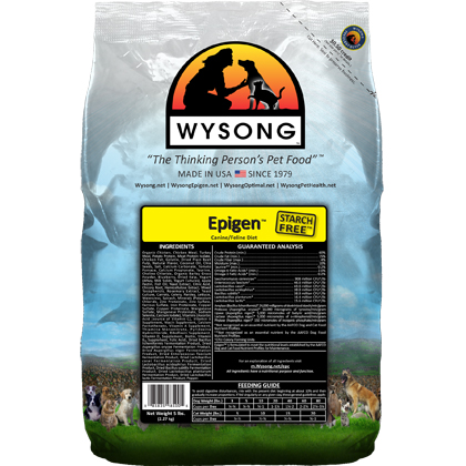 Wysong Epigen Dog & Cat Dry Food (Click for Larger Image)