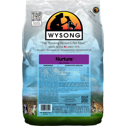 Wysong Nurture Dry Cat Food (Click for Larger Image)