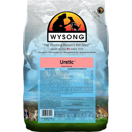 Wysong Uretic Dry Cat Food (Click for Larger Image)