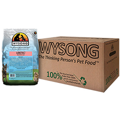 Wysong Uretic Dry Cat Food 20lb