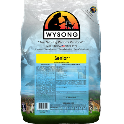 Wysong Senior Dry Dog Food (Click for Larger Image)