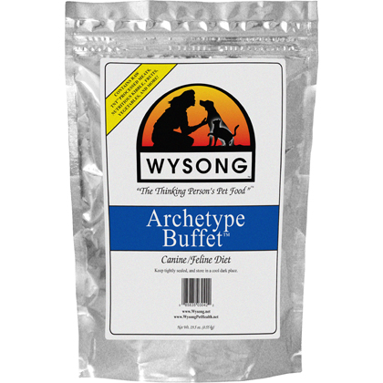 Wysong Archetype Buffet Healthy Raw Dog & Cat Food (Click for Larger Image)