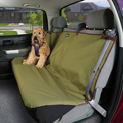 Solvit Waterproof Sta-Put Bench Seat Cover (Click for Larger Image)